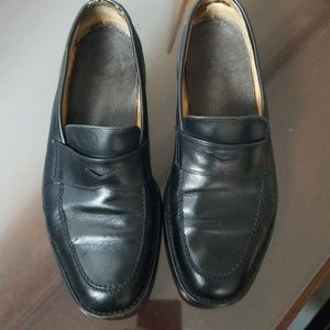 Size 10 Mens Bruno Magli Bostonian Loafers